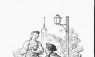 «Бедная Лиза», анализ повести Карамзина