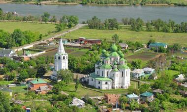 Станица Архангельская Краснодарского края