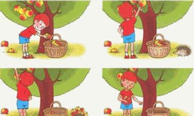 Обучение детей рассказыванию по картинке