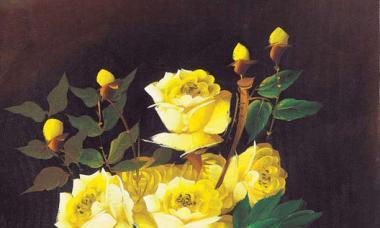 «На лепестках Цветов написано посланье»: цветы как символ в искусстве