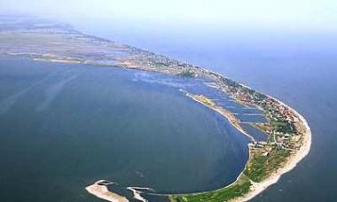 Природный комплекс азовского моря