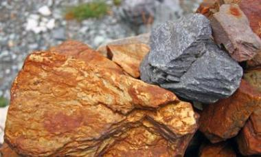 Группа стран с наибольшими запасами железных руд