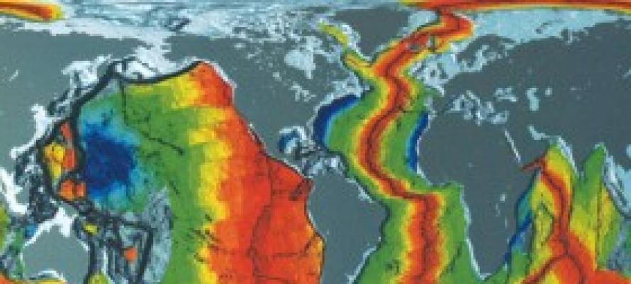 Распад суперконтинента пангея